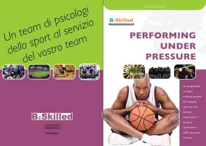 "BSKILLED - Psicologia dello sport e della performance Superare i momenti di ""crisi"" come squadra team building team squadra resistenza resilienza pressione mental training durezza mentale collective psychological collapse collasso psicologico collettivo"