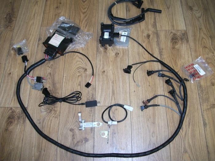 Bmw K100 Wiring Loom
