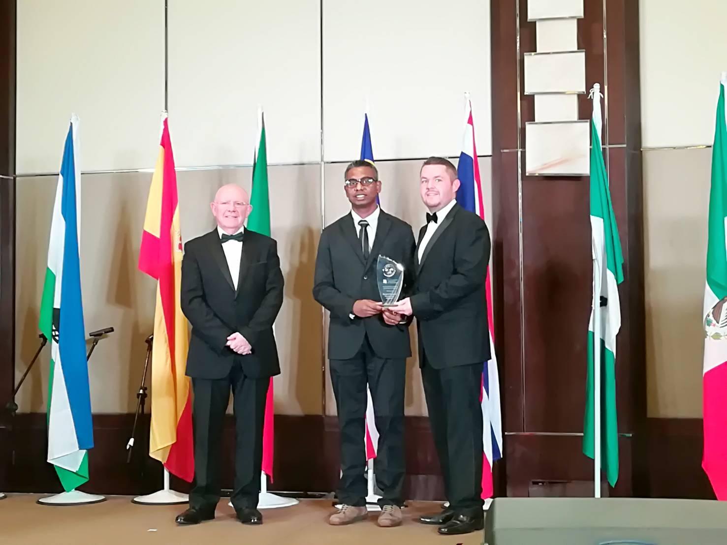ASIC 10th Anniversary International Education Awards!