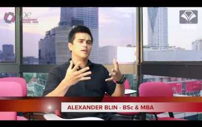 BSc & MBA Graduate Alexander Blin Shares His Experience as a Student at BSM