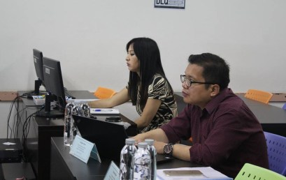 Training Programme on Health Project Intervention & Evaluation for Ministry of Health Bhutan, 18 – 31 December 2018