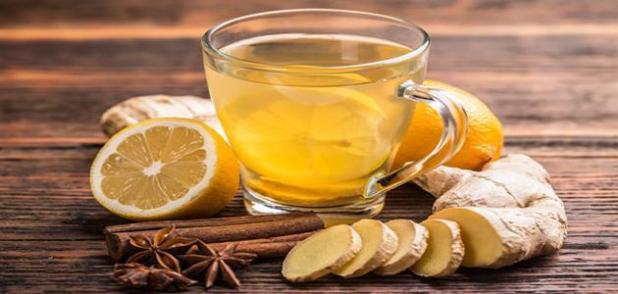 مشروب القرفة بالزنجبيل، مُضافًا إليه شرائح الليمون الحامض يُعزِّز عمليَّة الأيض، أثناء اتباع هذا الرجيم