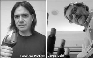 Convidados internacionais se uniram aos degustadores Patricio Tapia e Hector Riquelme.