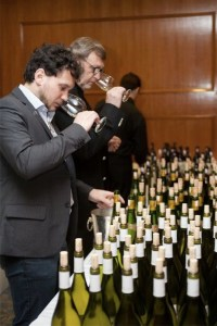 ZSV 2013 - Jorge e Bernardo provam vinhos @Copacabana Palace