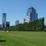 Il parco Tarello di Brescia