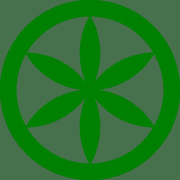 Il simbolo della Lega Nord, foto presa da Wikipedia