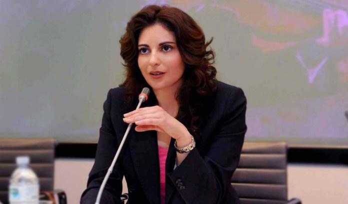 L'assessore regionale alle Culture Cristina Cappellini