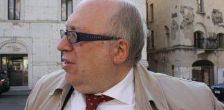 POLITICA A BRESCIA - Mario Labolani (ex assessore di Brescia) - diritti Andrea Tortelli