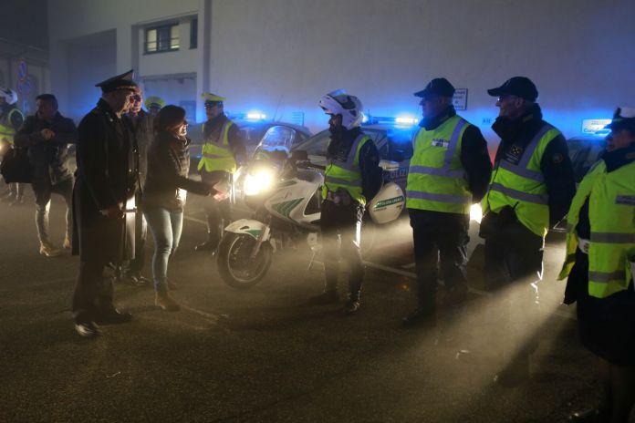 Polizia locale, controlli a tappeto dei vigili sul territorio (alcol, droga, patenti) su impulso della Regione - diritti Ufficio stampa Regione