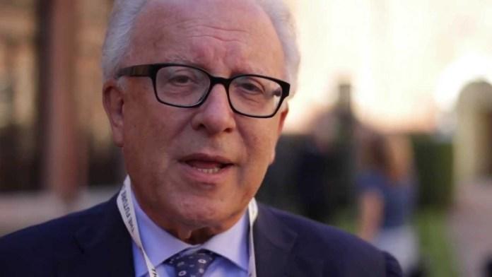Ex rettore dell'Università di Brescia - foto diritti da YouTube (Telecom Italia Group)