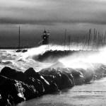 """Concorso """"Desenzano di terra e di lago"""" - le foto vincitrici: Acqua e vento di Angelo Ghiroldi - www.bsnews.it"""