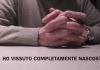 Patrick, il mendicante di origine francese la cui storia è raccontata in un video da Giovanni Del Bianco