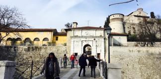 Il Castello di Brescia - gentile concessione del fotografo Mattia Rocco - www.bsnews.it