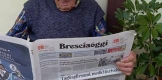 Il quotidiano Bresciaoggi, fondato nel 1974