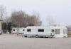 Il campo nomadi di via Orzinuovi a Brescia è stato sgomberato