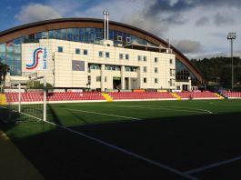 La sede del Centro sportivo San Filippo a Brescia
