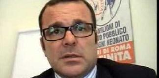 L'ex consigliere regionale leghista Enio Moretti