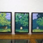 Le opere di Giuseppe Gallizioli in mostra alla Galleria dell'Incisione in Via Bezzecca, 4 a Brescia, foto di Enrica Recalcati, www.bsnews.it