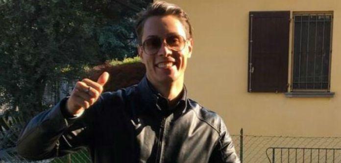 Il bresciano Marco Sossi, scomparso domenica notte lungo la strada che da Borgo San Giacomo porta a Genivolta, foto da Facebook