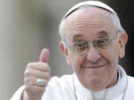 Papa Francesco, foto da web