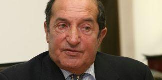 Il politico Sandro Fontana