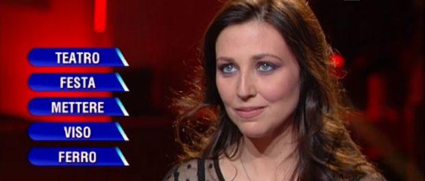 Silvia Civieri, vincitrice della trasmissione televisiva L'Eredità