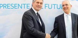 Valerio Camerano e Giovanni Valotti di A2A, www.bsnews.it