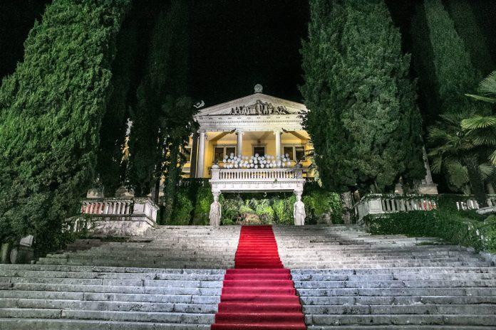 Villa Alba di Gardone Riviera
