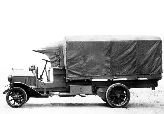 Il Fiat 18BL ritrovato sui fondali del Garda