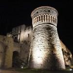 Nuove Luci Led in Castello du Brescia Brescia 28 marzo 2017 Ph Christian Penocchio, da ufficio stampa