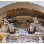 L'interno del Convento dell'Annunciata (affreschi e altre decorazioni), foto di Giorgio Baioni, www.bsnews.it