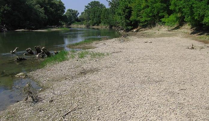 Il fiume Oglio