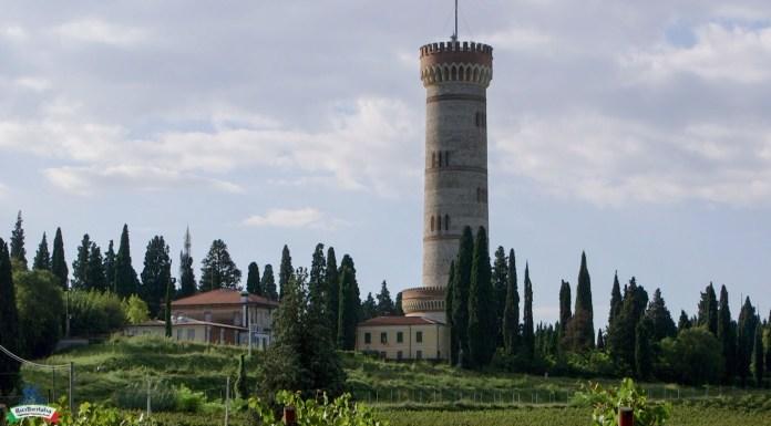 La torre di San Martino della Battaglia