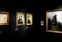 Il Museo della Follia al MuSa di Salò, diretto da Giordano Bruno Guerri. La mostra è curata da Vittorio Sgarbi. Foto di Enrica Recalcati - www.bsnews.it