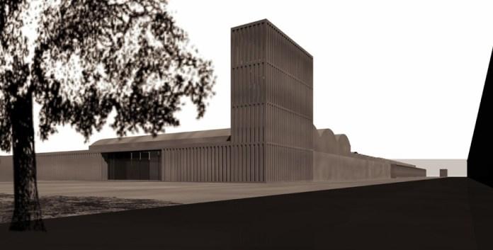 Una foto del progetto del Musil che sorgerà a Brescia - foto da www.musilbrescia.it