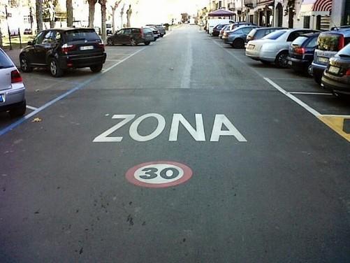 Nuove Zone 30 a Brescia