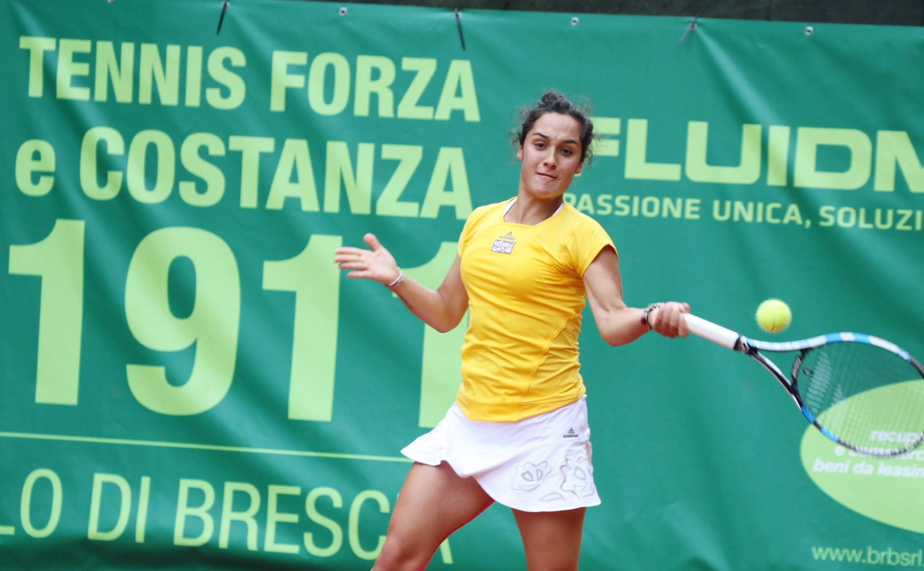 Internazionali femminili di tennis brescia si riempie di for Lista permesso di soggiorno brescia maggio 2017