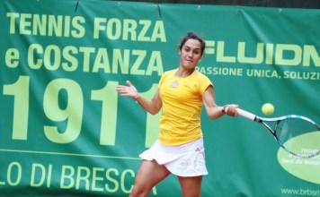 Martina Trevisan, 23 anni di Firenze
