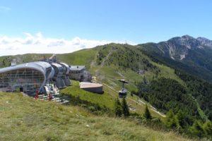 La funivia che permette di raggiungere il Monte Baldo, foto di Tripadvisor