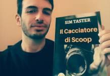 Il cacciatore di scoop di Simone Barbone