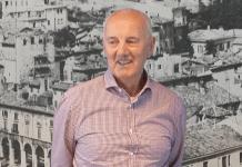 Ettore Lonati, patron dell'omonimo gruppo industriale bresciano, foto Andrea Tortelli, www.bsnews.it