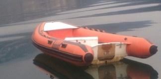 Rubati tre motori ai gommoni di soccorso della Nort West Garda Sailing di Campione - www.bsnews.it