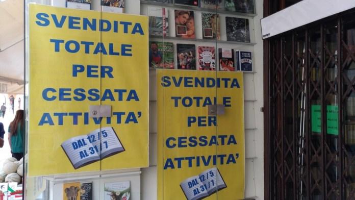 La Libreria Resola di Corso Garibaldi chiude