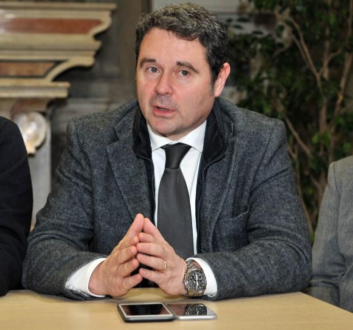Pierluigi Mottinelli, foto da ufficio stampa Provincia di Brescia, www.bsnews.it