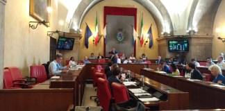 Il consiglio comunale di Brescia (seduta del 28 giugno 2017), foto Andrea Tortelli