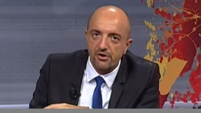 Il presentatore televisivo Corrado Fumagalli