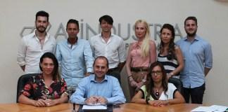 Gruppo Giovani Imprenditori di Apindustria Brescia - foto da ufficio stampa