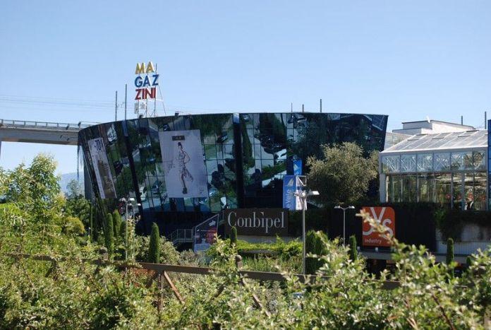 Il centro commerciale Le Vele di Desenzano
