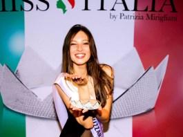 Maddalena Capuzzi, Miss Lombardia 2016