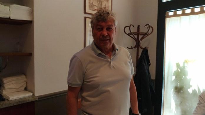 L'ex allenatore del Brescia Mircea Lucescu